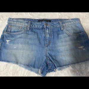 Women's size 31 Joe's Jeans light wash shorts
